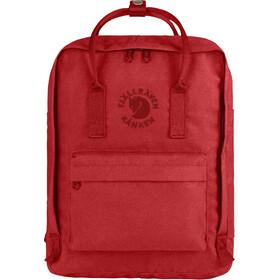 Fjällräven Re-Kånken Plecak czerwony